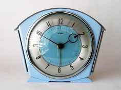Clocks | ... fun collection of little vintage Metamec and Smiths clocks on flickr