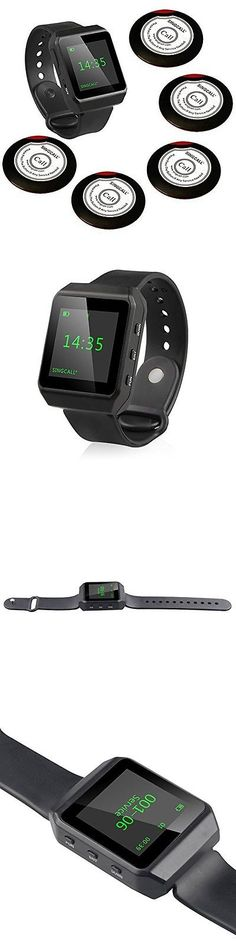 Pagers: Singcall® Wireless Service Calling System,For Bank Restaurant Hotel,Call BUY IT NOW ONLY: $211.49
