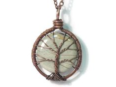 The Tree of Life Wire Sculpture Encased Picture by sageANDindie, $44.00