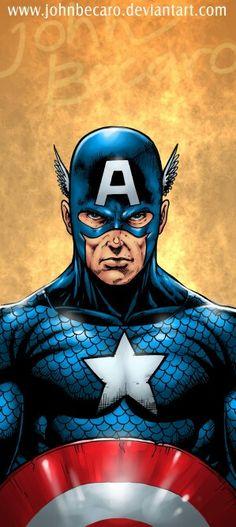 Capitan America.