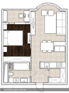 Stairs Design Architecture Tiny Homes 16 Best Ideas Little House Plans, Small House Floor Plans, Modern House Plans, Tiny House Layout, House Layout Plans, House Layouts, Plan Hotel, Hotel Floor Plan, Lofts