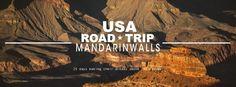 MANDARINWALLS USA TRIP