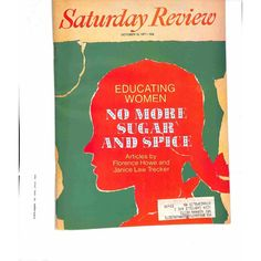 Saturday Review, October 16 1971 | $11.31