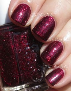 **Essie - Toggle to the Top (Holiday 2013 Collection) / ThePolishAholic [Oh Man! I want this polish so much! It's so pretty!!!]