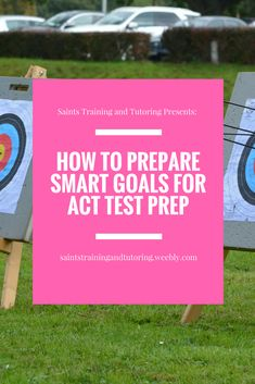 Need to take the ACT and not sure where to start? Create SMART goals like every successful person out there. Learn how here! College Goals, College Planning, College Fun, College Admission Essay, College Essay, High School Hacks, School Tips, Act Test Prep, College Search