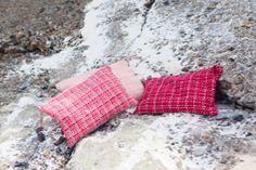 Mashüt - Pochettes tissées et fabriquées à la main #PDW #ParisDesignWeek2015 #cadeau #sac #pochette #madeinfrance #mashut