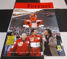 FERRARI OWNERS CLUB MAGAZINE WINTER 2006 # 152 GLICKENHAUS P4/ 5 575 GTZ 360 CS