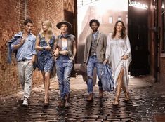 Ralph Lauren's Denim & Supply brand gets some new blood for its spring 2016 campaign