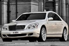 maybach - I'll need to win a very big lottery to ever own this one!