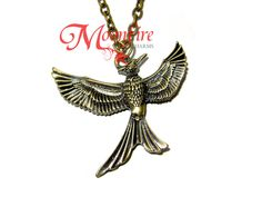 THE HUNGER GAMES: MOCKINGJAY PART 2 Mockingjay Pendant Necklace