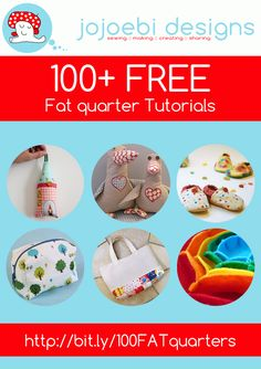 Let me tell you, there are a squillion or more tutorials out there and I could have spent months finding even more for you! I admit I . Quilting Tutorials, Sewing Tutorials, Sewing Hacks, Sewing Tips, Sewing Ideas, Sewing Art, Sewing Crafts, Christmas Sewing Patterns, Fabric Christmas Ornaments