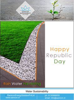 Sanicon Sustainability wishes you all a #HappyRepublicDay !!!