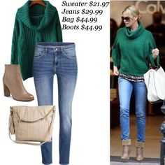 Celebrity Look for Less: Charlize Theron