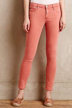 Love AG jeans.