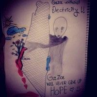 Lana From Gaza Wants Her Freedom