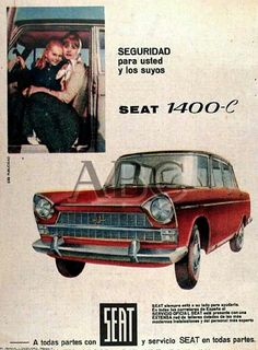 Swivel Armchairs For Living Room Product Vintage Advertisements, Vintage Ads, Foto Madrid, Car Brochure, Car Advertising, Old Signs, Retro Cars, Car Car, Motor Car