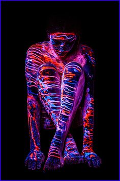 John Poppleton Blacklight Creations
