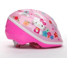Hello Kitty Toddler Helmet: Pink