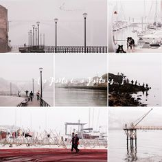 o Porto é... o Porto is... dia de pesca