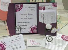 Pocket Wedding Invitations Online