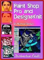 Paint Shop Pro and DesignaKnit