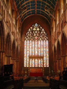 Carlisle Cathedral, Cumbria, England - May 2007 (by SaffyH - Uploading Iceland Photo's)