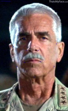 Sam Elliot | Sam_Elliot_General_Ross Face Profile - The Hulk