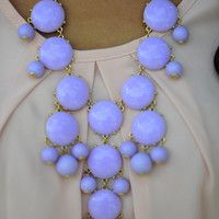 love the necklace and the color