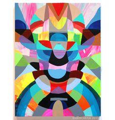 THE ART ADDICT: MAYA HAYUK Contemporary Paintings, Painting & Drawing, Maya, Street Art, Abstract Art, Illustration Art, Vibrant, Drawings, Artist