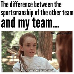 Teams who only play dirty Volleyball Jokes, Volleyball Problems, Softball Memes, Basketball Memes, Soccer Quotes, Love And Basketball, Sports Memes, Sport Quotes, Volleyball Cheers