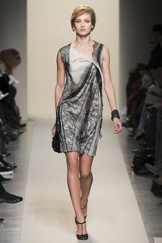 Bottega Veneta Fall 2011 Ready-to-Wear - Collection - Gallery - Look 1 - Style.com