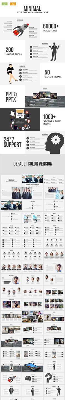 PRO Multipurpose PowerPoint Presentation Template Pinterest
