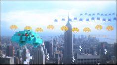 Pubblicato il primo trailer di Pixel, i videogiochi ci invaderanno