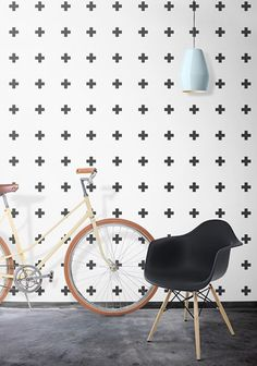 Milton & King's Bright & Graphic Wallpapers