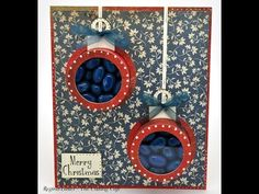 The Cutting Cafe': CHRISTMAS TREAT CUP CARDS - TEMPLATES