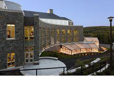Colgate University, Robert H.N. Ho Science Center; Hamilton, NY