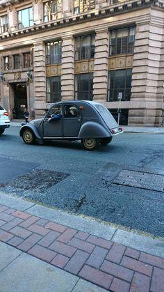 old school Citroën