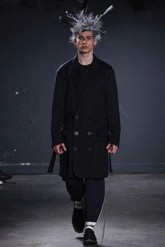 Julien David - Fall 2016 Menswear