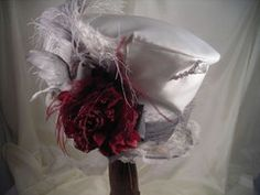 Mad Hatter Hats | Roses And Teacups