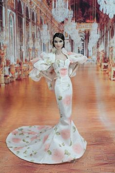new dress for Fashion royalty , nuface barbie silkstone by t.d.fashion 7/5/3 #tdfasiondoll