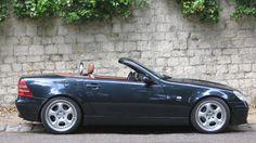 Mercedes-Benz+SLK+R170+black+DGM+wallpaper+7.JPG 800×450 pixels
