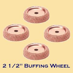 """2 1/2"""" Buffing Wheel $5.00 Tools, Instruments"""