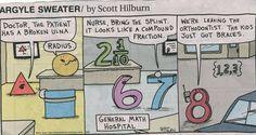 Funny Math Humor.