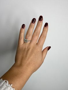 Using Ox blood Shellac Manicure, Ox, Blood, Facebook, Manicure Ideas, Taurus