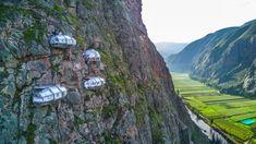 Die 5 schönsten Schlafplätze der Welt - The Chill Report Monte Kilimanjaro, Manta Resort, Amsterdam, Elephant Camp, Hotels, Monument Valley, Places To Go, National Parks, Around The Worlds