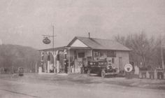 Gas Station in Carroll County, Kentucky Old General Stores, Carroll County, Standard Oil, My Old Kentucky Home, Abandoned Cars, Diners, Gas Station, Newport, Drawing Sketches