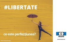 #LIBERTATE – toate produsele noastre au acelasi scop, sa sporeasca libertatea ta. Astazi libertatea este altfel, in aeroporturi, in cladirile de birouri, in centrele comerciale pentru ca usile automate Record au adus schimbarea. http://record-romania.com/ce-este-perfectiunea/