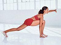 Brazilian butt workout...