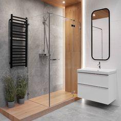 Grey Bathrooms, Katana, Country, House Design, Mirror, Furniture, Home Decor, Houses, Interiors
