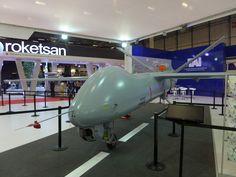 "Turkey UAV ""(Anka-S)"", İDEF -15"